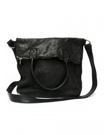 Guidi MR09 black leather bag MR09-BLKT-SOFT-HORSE order online