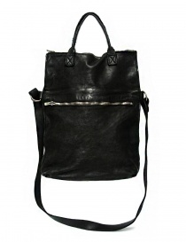 Guidi MR09 black leather bag price