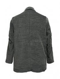 Casey Casey grey velvet jacket