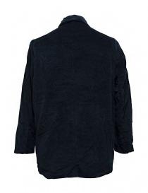 Casey Casey navy velvet jacket buy online