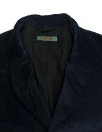Casey Casey navy velvet jacket price