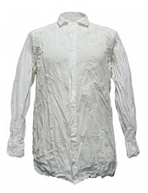 Casey Casey Paper white shirt 09HC83-PAPER-NATURAL order online