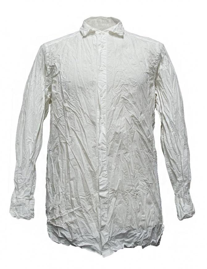 Camicia Casey Casey Paper colore bianco 09HC83-PAPER-NATURAL camicie uomo online shopping