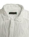 Camicia Casey Casey Paper colore bianco 09HC83-PAPER-NATURAL prezzo