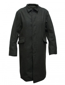 Casey Casey green gray coat online