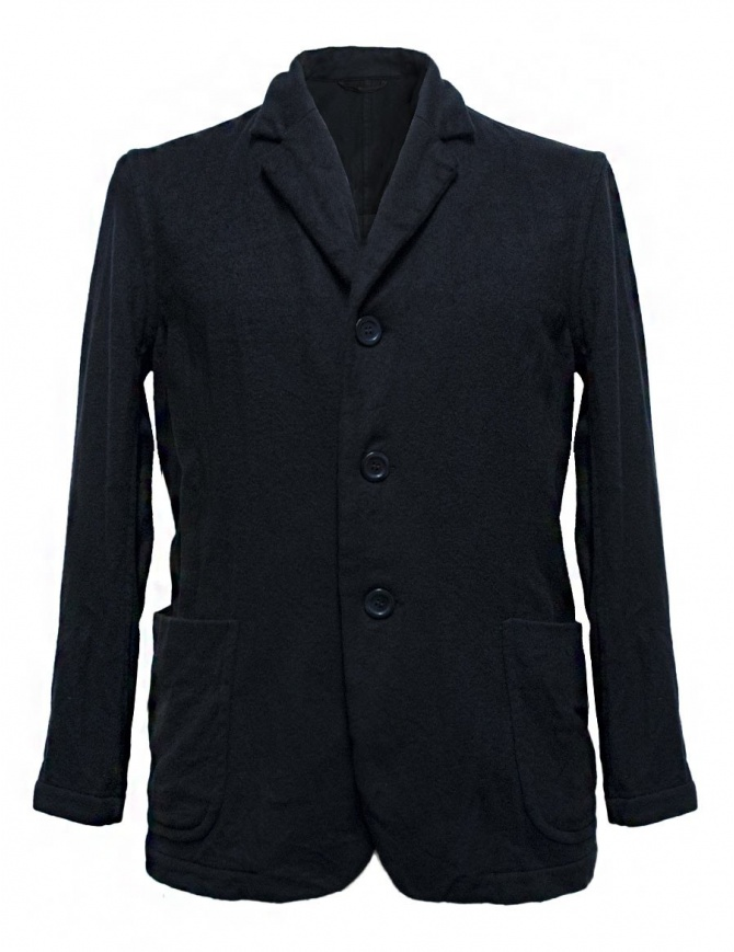 Giacca Casey Casey in cashmere colore navy 09HV153-CASH-NAVY giacche uomo online shopping