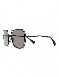 Kuboraum Maske H14 colored metallic sunglasses