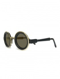 Kuboraum Maske Z3 matte black gold sunglasses buy online