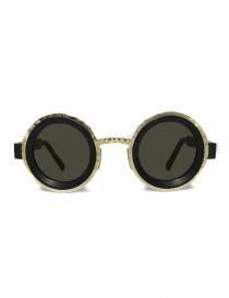 Kuboraum Maske Z3 matte black gold sunglasses Z3-41-31-GD-FGOLD