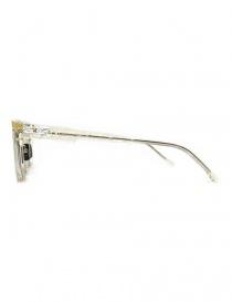 Occhiale Kuboraum Maske N4 in acetato trasparente prezzo