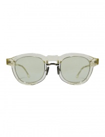 Glasses online: Kuboraum Maske N5 transparent acetate glasses