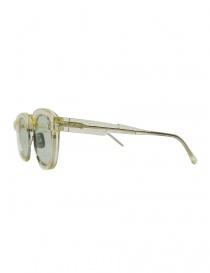 Occhiale Kuboraum Maske N5 in acetato trasparente