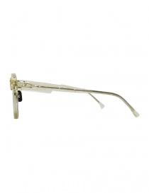 Occhiale Kuboraum Maske N5 in acetato trasparente prezzo