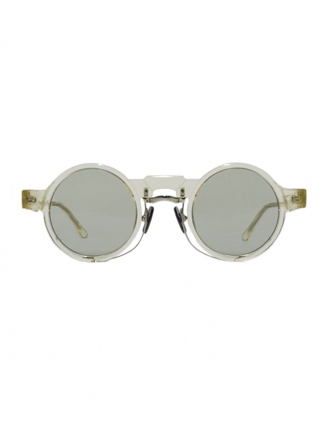 Kuboraum Maske N3 transparent acetate glasses N3-44-24-CHP glasses online shopping