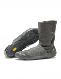 Vibram Furoshiki Russian Felt gray and red boots 17OCH05-RUSSIAN-GREY-RED order online
