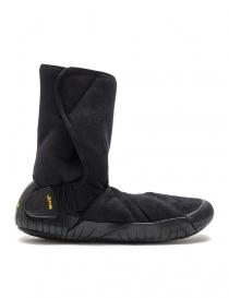 Vibram Furoshiki Eastern Traveler in black suede