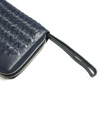 Tardini woven alligator leather blue documents case bags price