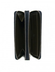 Tardini woven alligator leather blue documents case bags buy online