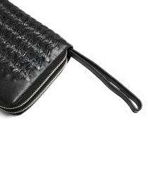 Tardini woven alligator leather black documents case bags price