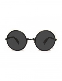 Glasses online: Paul Easterlin black Dalla sunglasses