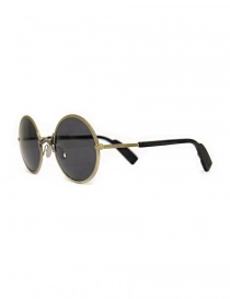 Paul Easterlin silver Dalla sunglasses
