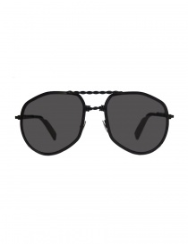 Paul Easterlin Eastwood black sunglasses EASTWOOD-BLK-MARR-BLK-LENS