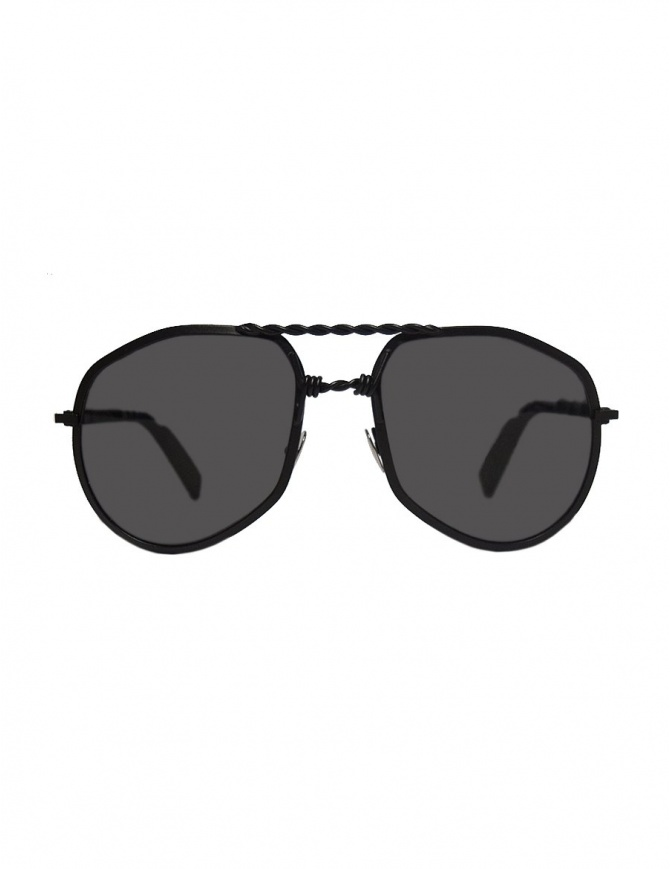 Paul Easterlin Eastwood black sunglasses EASTWOOD-BLK-MARR-BLK-LENS glasses online shopping