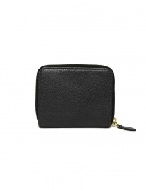 Il Bisonte black leather wallet buy online