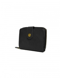 Il Bisonte black leather wallet price