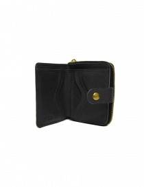 Il Bisonte black leather wallet wallets buy online