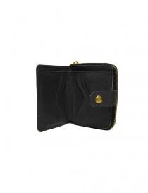 Portafoglio in pelle Il Bisonte colore nero portafogli acquista online