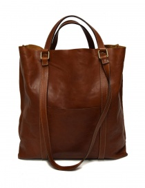 Il Bisonte walnut leather bag price