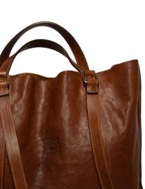 Borsa in pelle Il Bisonte colore noce borse acquista online