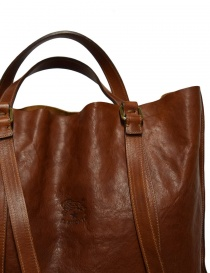 Il Bisonte walnut leather bag bags buy online