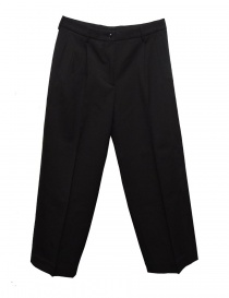 Pantalone Cellar Door Iris colore nero 34IDIRIS-B186-COL-99 order online