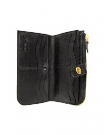 Portafoglio in pelle Il Bisonte modello Alida colore nero portafogli acquista online