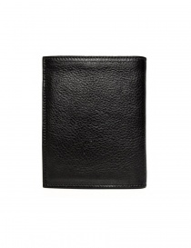 Il Bisonte black leather classic wallet price