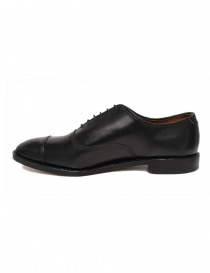 Allen Edmonds Park Avenue black shoes