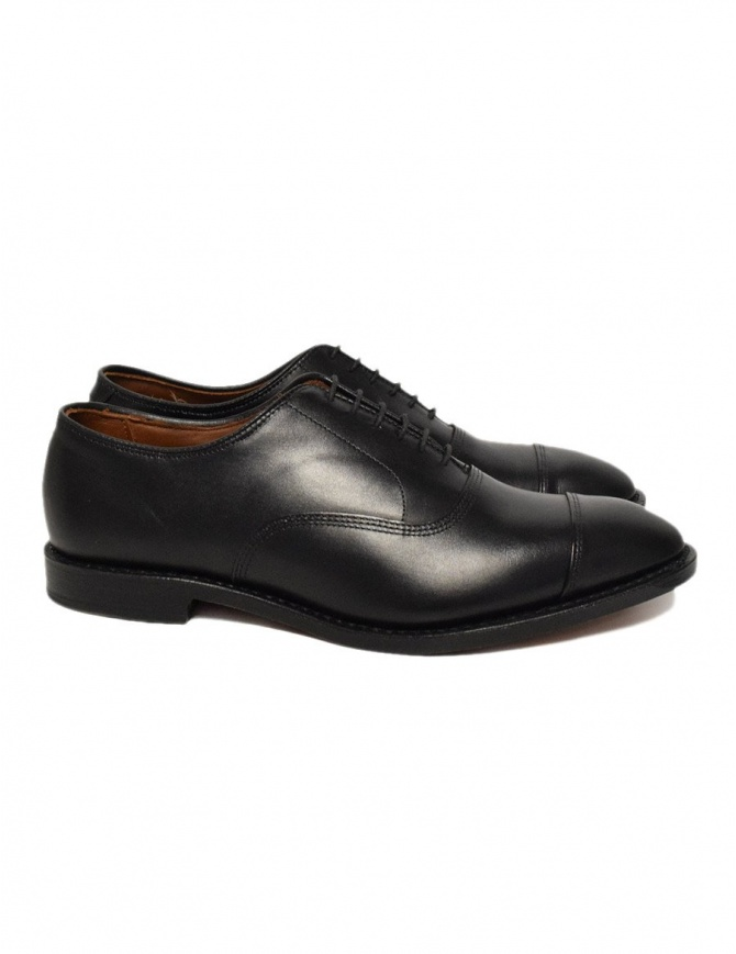 a86496cc7 Allen Edmonds Park Avenue black shoes 5615 2E PARK mens shoes online  shopping