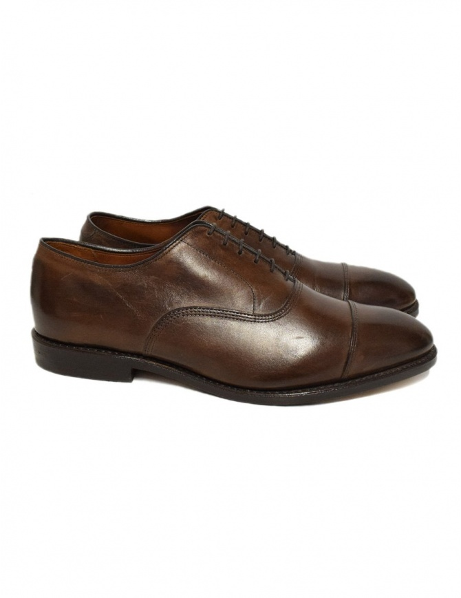 Scarpa Allen Edmonds Park Avenue colore marrone 5845 P.AVENU calzature uomo online shopping