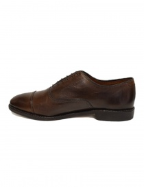 Allen Edmonds Park Avenue brown shoes