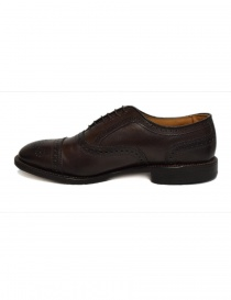 Scarpa Allen Edmonds Strand colore marrone acquista online