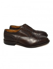 Scarpa Allen Edmonds Strand colore marrone online