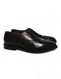 Scarpa Allen Edmonds Strand colore nero 6115 2E STRA order online