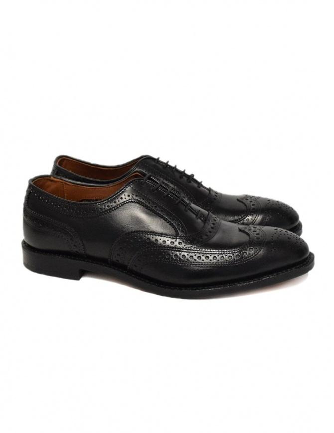 McAllister black shoes 6205 MC ALLI mens shoes online shopping