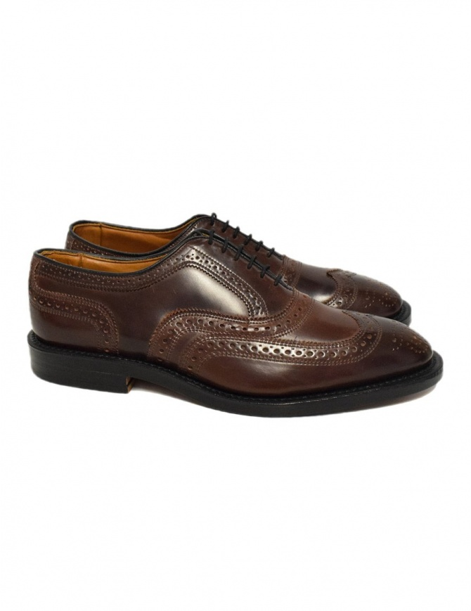 Scarpa Allen Edmonds Cambridge colore marrone 8685 E calzature uomo online shopping