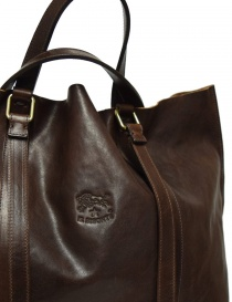 Il Bisonte brown leather bag bags buy online