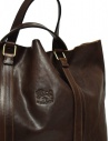 Il Bisonte brown leather bag A2185-PO-567-T-MORO buy online