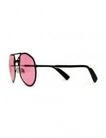 Paul Easterlin Eastwood matte black sunglasses