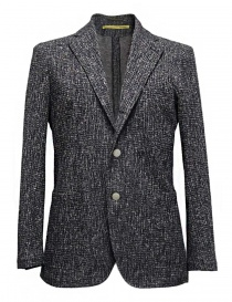 Mens suit jackets online: D by D*Syoukei melange jacket